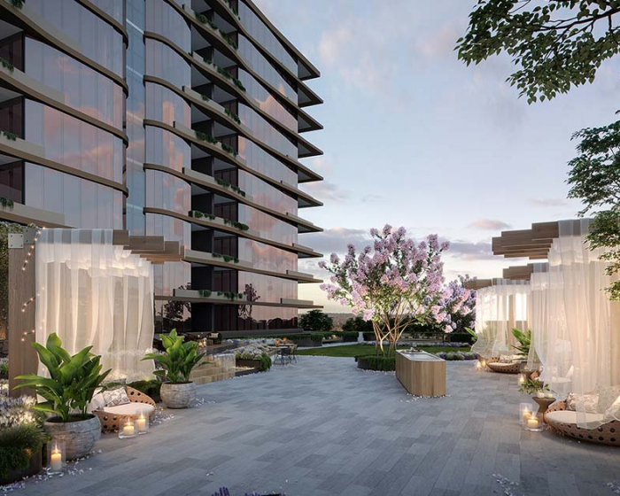 Sky Garden Residences, Glen Waverley